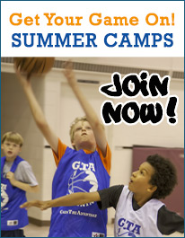 Summer basketball training camps with GTA Training Toronto
