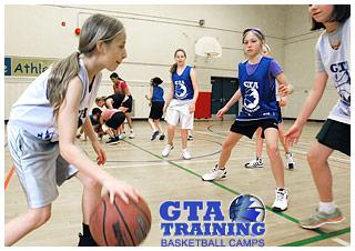 GTA Training Basketball Lessons