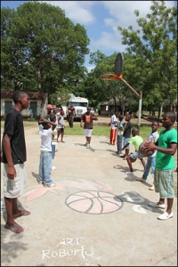 GTA Training Camps in Haiti