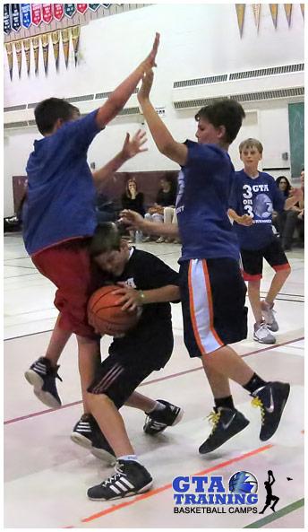 GTA Training Basketball Camp