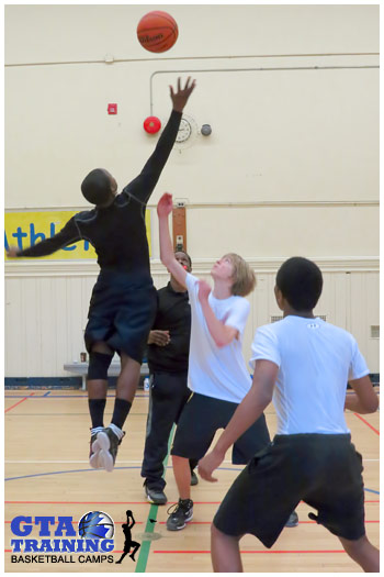 GTA Training Fall Weekly Basketball Clinics Sign Up